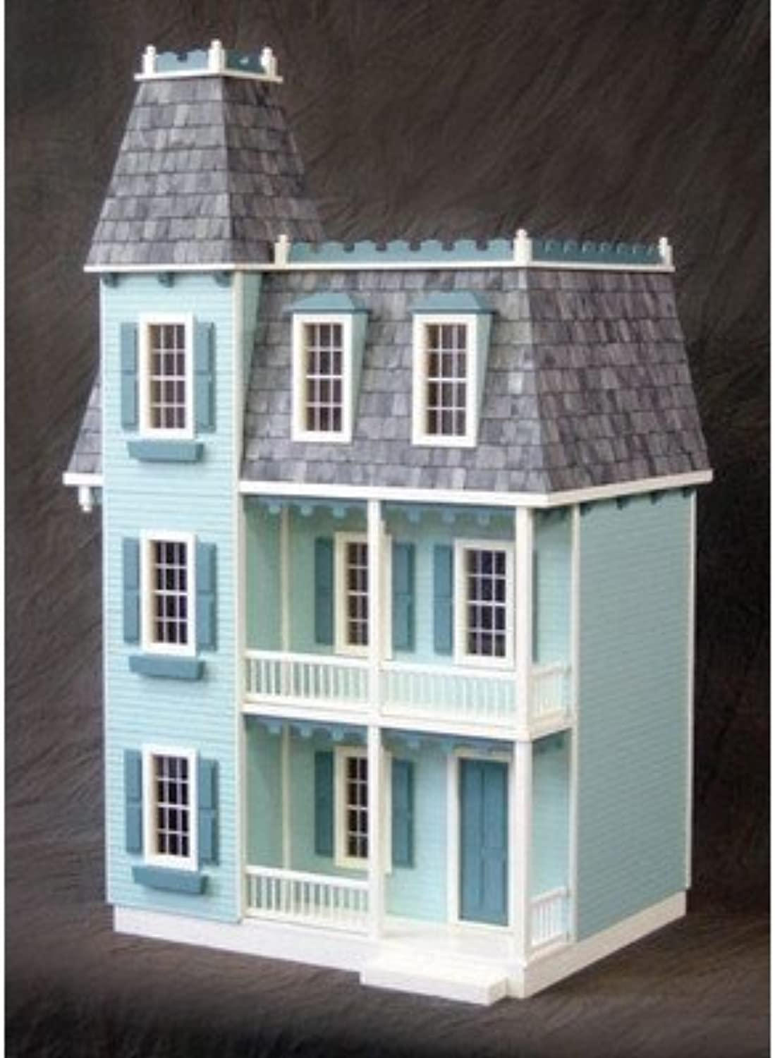 tiendas minoristas Alison Jr. Dollhouse Construction Material  Milled Plywood by by by Real Good Juguetes  muchas sorpresas
