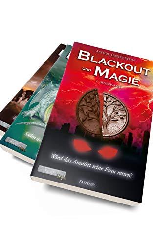 Blackout und Magie: Sammelband 1 bis 3 (Galduron Saga)
