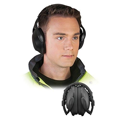 REIS KAPSELGEHÖRSCHUTZ OS-FLEX Gehörschutzkapsel Profi Lärmschutz Kapsel Kopfbügel