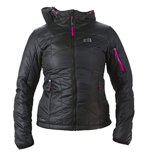 Millet Women's LD Belay Device Jacket X-Small Black