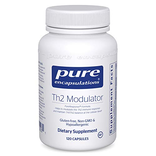 Pure Encapsulations - Th2 Modulator - Helps to Modulate The Th2 Immune Response and Maintain Th1/Th2 Balance* - 120 Capsules
