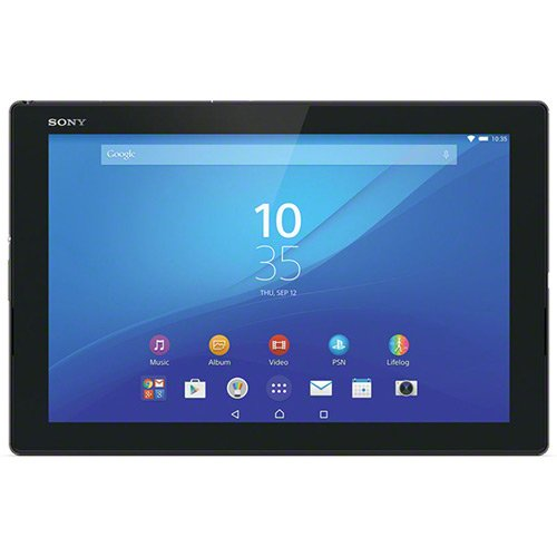 {SGP712JP/B [Xperia Z4 Tablet ストレージ32GB ブラック]}