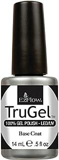 EzFlow トゥルージェル カラージェル EZ-42258 ベースコート 14ml