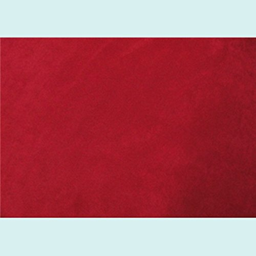 Upholstery Micro Suede Headliner Fabric by The Yard (Dark Red)