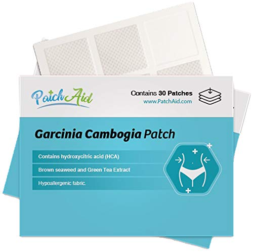 Garcinia Cambogia Topical Patch by PatchAid (3-Month Supply)