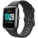 YAMAY Smartwatch Orologio Fitness Uomo Donna Smart Watch Fitness Tracker Cardiofrequenzimetro da...