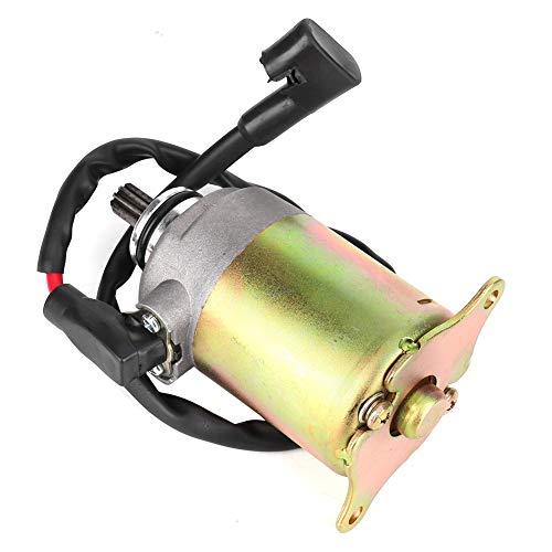 Anlasser, Motorrad Elektrostarter Anlasser für GY6 125ccm 150ccm Scooter Motor Zubehör