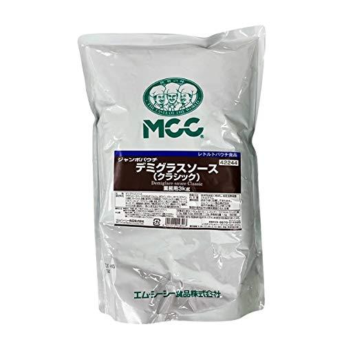 【常温】 エム・シーシー デミグラスソース 3kg 業務用 大容量 洋食