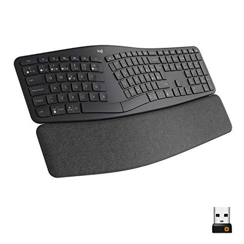 Logitech ERGO K860, teclado ergonómico