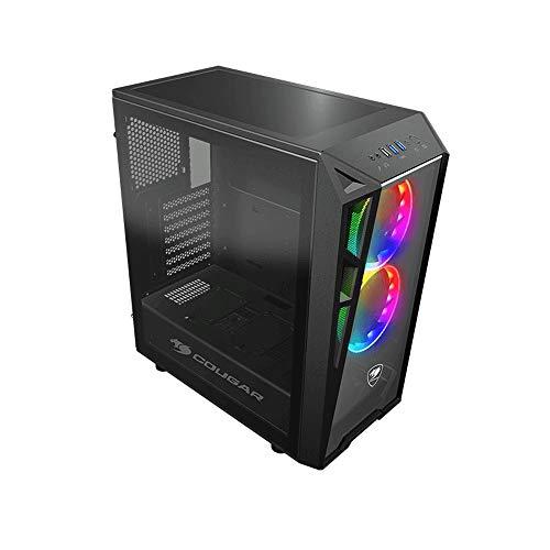 Cougar Gaming - Carcasa para PC Turret RGB