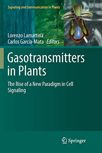 Gasotransmitters in Plants: The Rise of a New Paradigm in Cell Signaling (Signaling and Communication in Plants)