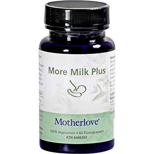 Motherlove More Milk Plus Flüssigkapseln 100% vegetarisch, 60 St. Kapseln