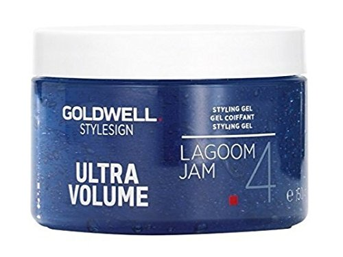 Goldwell Style Sign 4 Lagoom Jam Volume Gel 5.0 oz by Goldwell BEAUTY (English Manual)