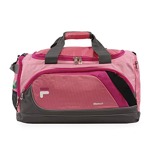 Fila FL-SD-3619 - Bolsa de Viaje Adulto Unisex, Color Rosa, tamaño Talla única