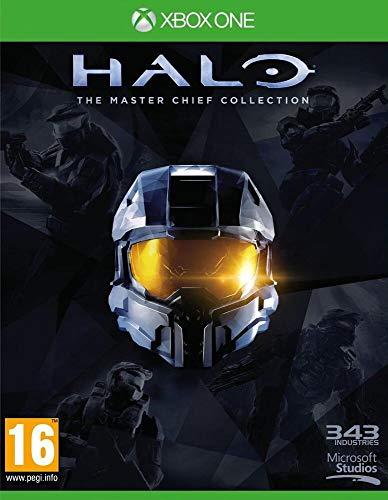 Preisvergleich Produktbild MICROSOFT RQ2-00019 Halo TheMasterChiefCollctn Xbox1 FR / EU