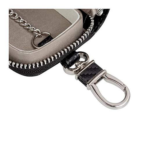 Cubierta de Llave de automóvil Bloqueador de señal RFID Tecla Premium Fob FARADSAY Caja Caja Caja PROTECTORANTI-Toft ANTICULACIÓN GPS Bloqueo de Bloqueo de señal