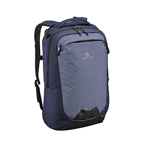 Eagle Creek Laptop Rucksack Wayfinder Backpack mit Rückensystem für Frauen, 30 L Rucksack, 50 cm, 30 Liter, Night Blue/Indigo