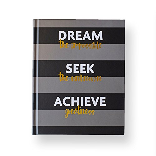 Fitlosophy FitspirationJournal: 16 Weeks of Guided Fitness Inspiration, Dream Seek Achieve