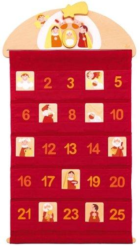 Sevi 81989 - Calendario de Adviento [Importado de Alemania]