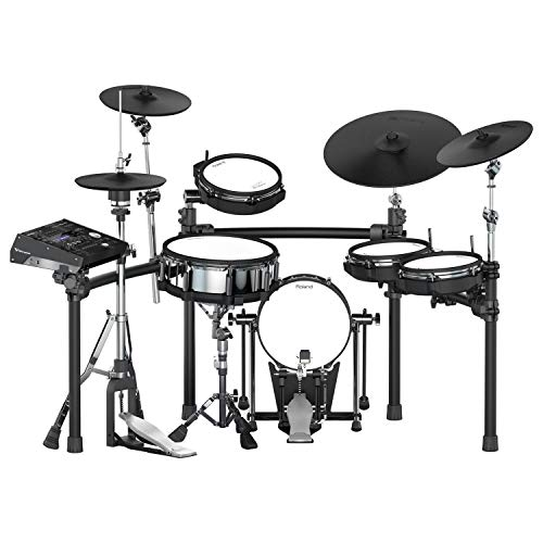 Roland V-Drums TD-50 Electronic Drum Set - with KD-220