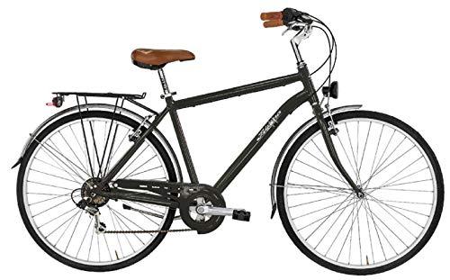 Alpina Bike Roxy, Bicicletta Trekking 6v Uomo, Nero, 28' 500 mm