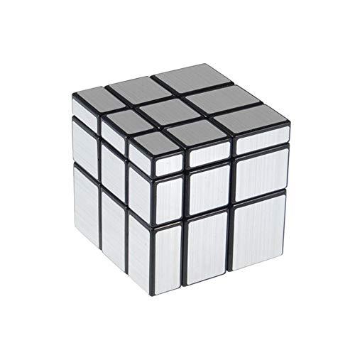 QiYi Mirror Cube Plateado - modificación del Cubo 3x3