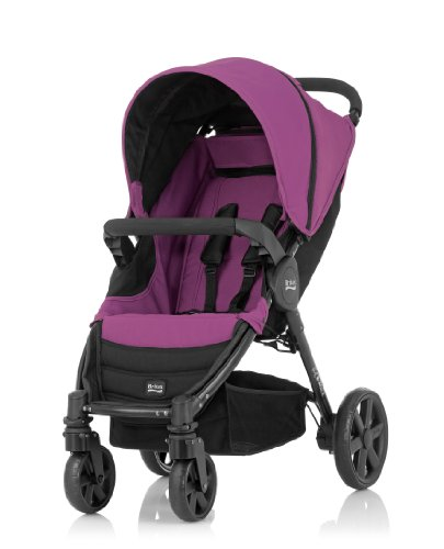 Britax Kinderwagen b-agile 4, Cool Berry