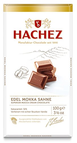 Hachez Edel Mokka-Sahne