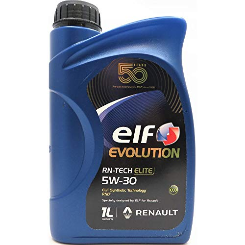 Elf 1 litro Evolution RN-TECH Elite 5W-30.