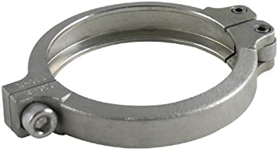Precision Turbo PW46 46mm Wastegate V-Band Outlet Clamp