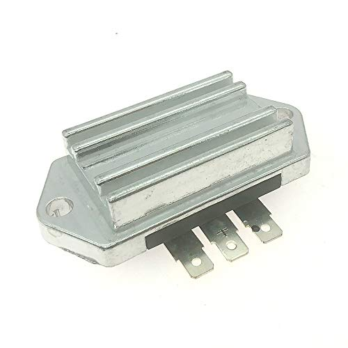 Voltage Regulator Rectifier for Kohler 8-25 HP Engines with 15 Amp Alternators Replace OE 41 403 10-S 41 403 09-S 25 403 03-S