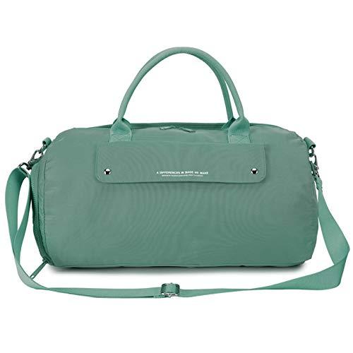 ATRNA Travel Bags, Weekender Carry on for Women, Sports Gym Bag, Workout Duffel Bag, Overnight Shoulder Bag