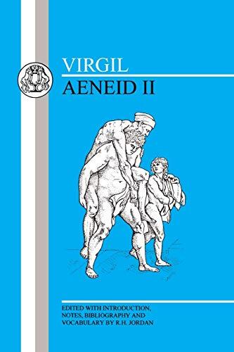 Virgil: Aeneid II (Latin Texts) (Bk. 2)