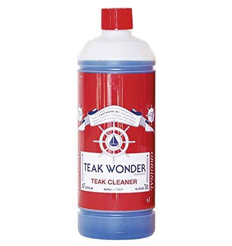 Nautica Dream Teak Wonder Cleaner Reiniger Reinigung Teak Farbe Blau LT.1