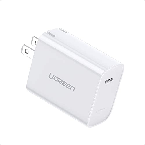 popular UGREEN USB C Charger 30W PD Wall Charger Power Delivery with Foldable Plug for iPad Pro Galaxy Note20 Note10 S20 S10 S9 iPhone 12 Mini 12 Pro Max 2021 11 Pro Max XR AirPods wholesale Pro Pixel LG outlet sale