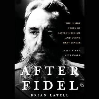 Couverture de After Fidel
