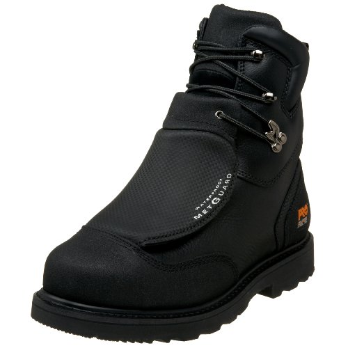 "Timberland PRO Men's 53530"" MetGuard Steel-Toe Boot"