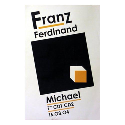 Poster - Michael [Size 51 cm x 76 cm]