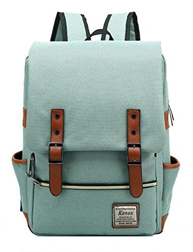 Kenox vintage college backpack