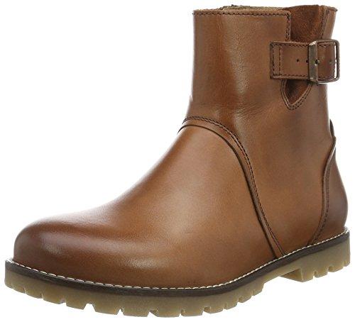 BIRKENSTOCK Shoes Damen Stowe Biker Boots, Braun (Cuoio), 40 EU