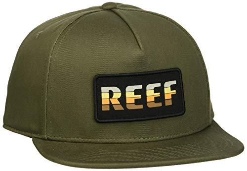 Reef Town Hat Gorra, Verde (Olive OLI), Talla única (Talla del Fabricante: OS) para Hombre