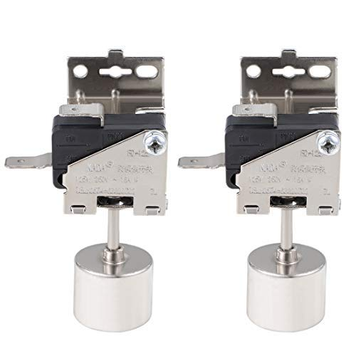 Cheapest Prices! NA AC 125V / 250V 16A Anti-tilt Switch for Patio Garden heaters 2-Piece Electric Fa...