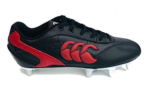 Canterbury Phoenix II Club - Zapatillas rugby (talla 40),