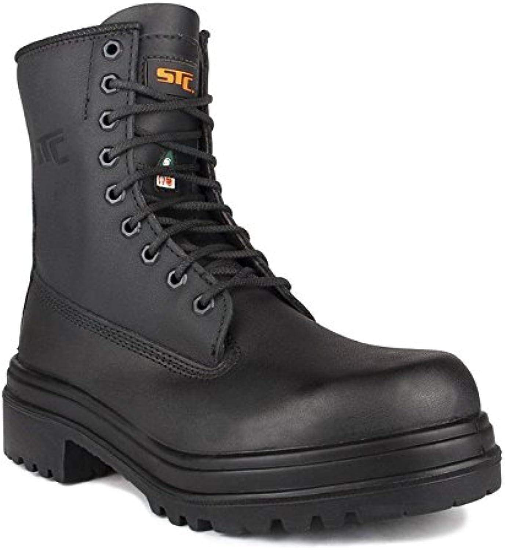 STC Blitz Men's Work Boots (CSA), Black