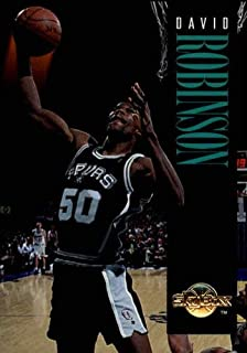 1994-95 SkyBox Premium #152 David Robinson NBA Basketball Trading Card