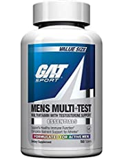 GAT Sport Mens Multi Testosterone Support 150 tablets