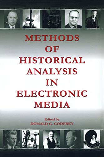Methods of historical analysis in electronic media...