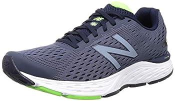New Balance Men s 680 V6 Cushioning Running Shoe Pigment/RGB Green 9.5 X-Wide
