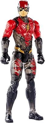 DC Comics Stealth Suit The Flash Action Figure