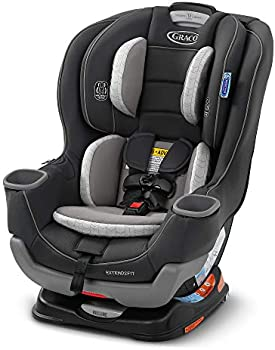 Graco Extend2Fit Ride Rear Facing Longer 2-in-1 Convertible Car Seat